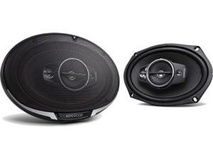 "Kenwood KFC-PS6985 600w 4way 6x9"" Speakers-0"