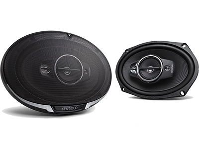 Kenwood KFC-PS6985 600w 4way 6×9″ Speakers