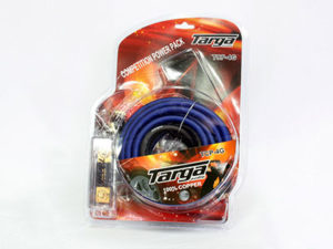 Targa 4Gauge Full Copper Wiring Kit-0