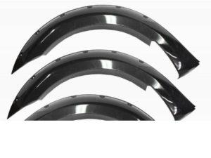 Ford Ranger 2016 Gloss Black Wheel Arches-27864