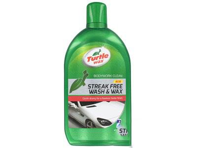 Turtle Wax Streak Free Wash & Wax