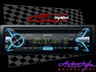 Sony MEX-N5150BT Media Receiver with USB & Bluetooth-0