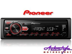 Pioneer MVH-85UB Media Receiver with USB input-0