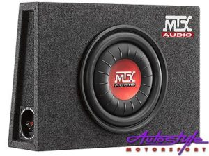 "MTX RTF10AS 10"" Compact Subwoofer & Enclosure-0"