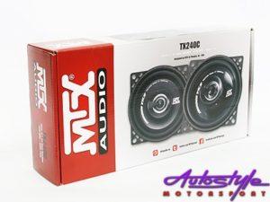 """MTX TX Series 4"""" 180w 2way Speakers-0"""