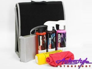 Evo Tuning Car Care Gift Set -0