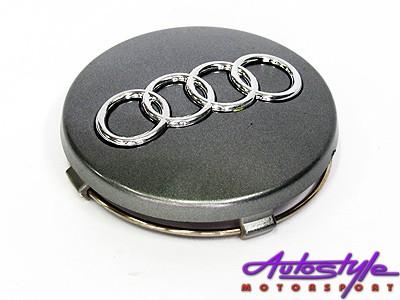 Audi Wheel Center Cap (65mm, each)-0