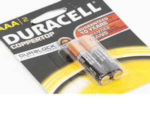 Duracell AAA Batteries (2pieces)-0