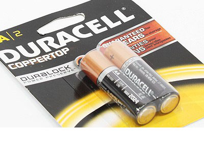 Duracell AA Batteries (2pieces)