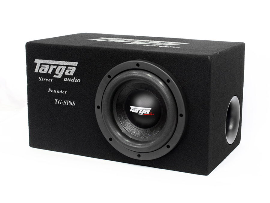 Targa 8″ Subwoofer & Ported Enclosure Combo