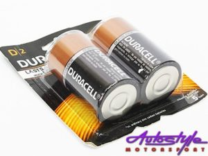 Duracell D2 Batteries (2pieces)-0