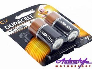 Duracell C2 Batteries (2pieces)-0