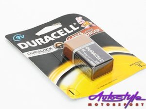 Duracell 9v Battery (each)-0