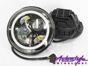 """Jeep 7"""" High/Low LED Spotlamps (pair)-0"""