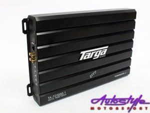 Targa Terminator 2 2600w rms Amplifier-0