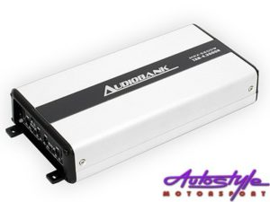 Audiobank TAB-4-3600N 5600W 4channel Compact Amplifier-0