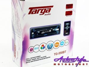 Targa TG-550BT Media Player with Bluetooth-24525