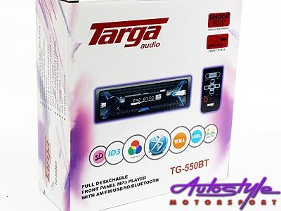 Targa TG-550BT Media Player with Bluetooth-24525