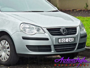 Vw Polo 2006-2010 Front Bumper Shell only-0