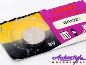 Type 1225 Remote Control Battery-0