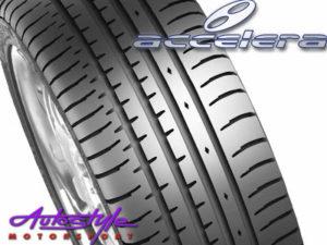 "295-30-22"" Accelera Phi Tyres-0"