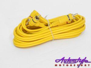 Audiobank RCA Cabling (3metre)-0