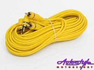 Audiobank RCA Cabling (7metre)-0