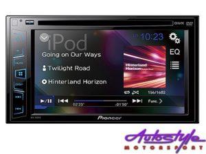 "Pioneer AVH-195DVD 6.2"" Double Din DVD Receiver-0"