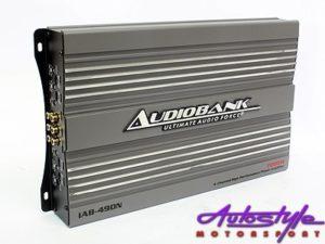 Audiobank IAB Series 7000w 4channel Amplifier-0