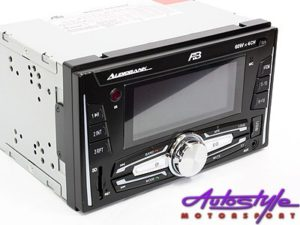 Audiobank Double Din Media Player with Bluetooth-24586
