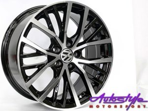 "17"" CT1137 5/100 Alloy Wheels-0"