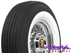 "White Wall ""Port-a-Wall"" Panels for 16"" Tyres-24931"