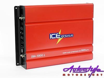 ICE Power 5800w 2channel Amplifier-0