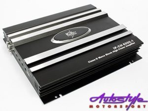 Ice Power 6000w 1ohm Digital Amplifier-0