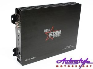 Starsound Rapter Series 3350w 2ohm Amplifier-0