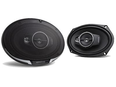 Used, Kenwood KFC-PS6995EX 650w 6×9″ 5way Speakers for sale  Gauteng