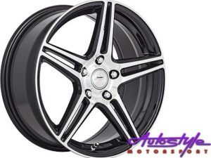 "14"" A-Line Oslo 4/100 & 4/108 Alloy Wheels-0"