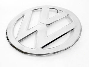 VW Campervan Bus Emblem Badge (32cm) 1955-1967 -0
