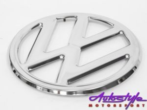 "VW Campervan Bus 10"" Emblem Badge (1968-1972)-0"