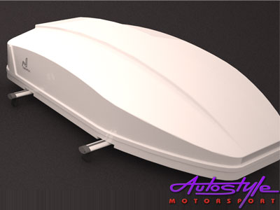 Rebel RoofBox 400 Roof Storage Carriers (black)-25024