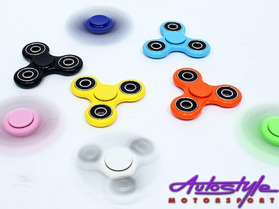 Fidget Spinner Wheel (Assorted Colors)