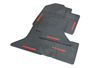 Ford Ranger 12+ Rubber Car Mats (5pc set)-0