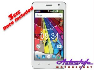 Cell C Deluxe Android Mobile Phone-0