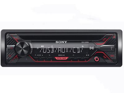 Sony CDX-G1201U mp3 CD with USB