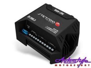 Stetsom Iron Line Micro Amplifier 100x2ch|200x1ch-0