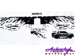 Dakar Racing Sticker Kit for Bakkies & 4x4s-0