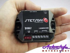 Stetsom Iron Line Micro Amplifier 80rms x 2ch -25159