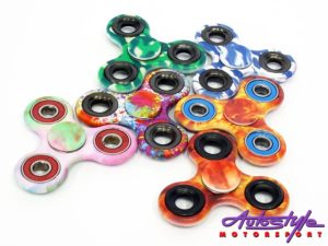 Fidget Spinner Assorted Camouflage Pattern-0