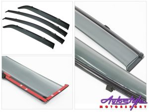NX Tint Windshields for Mazda 2 Hatch-0