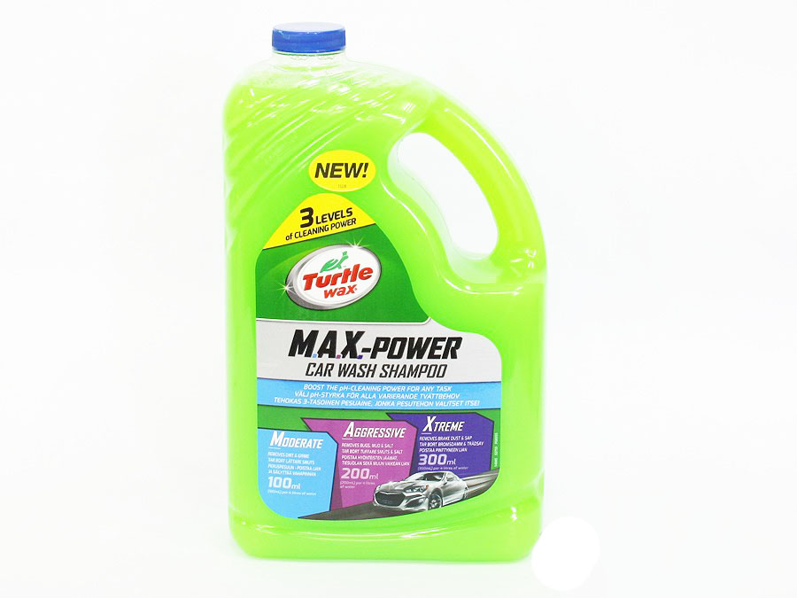 TurtleWax Max Power Car Wash Soap (2.95l)